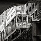 Chicago L by Armando Martinez