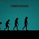 99 Steps of Progress - Stereograms by maentis