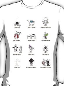 How to be a Superhero T-Shirt