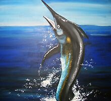 Marlin by Anne Thigpen