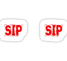 sip 2 Sticker