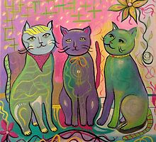 Kool Kats by Shelby Harbison