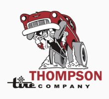 Thompson Tire Company by GasGasGas