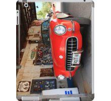 Route 66 Corvette iPad Case/Skin