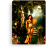 Daughter of Paradise Canvas Print