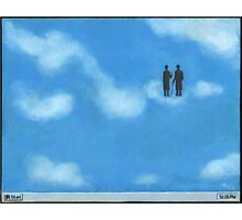 Magritte 95 Photographic Print