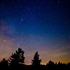 Stars and Sunset by antmason