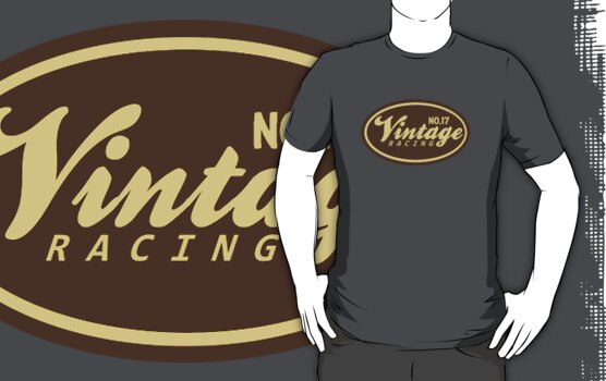 No.17 Vintage Racing Seal by No17Apparel