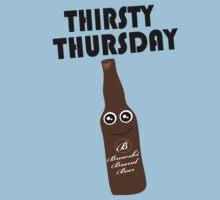 Thirsty Thursday by slyborg