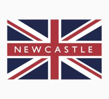 Newcastle UK Flag	 by FlagCity