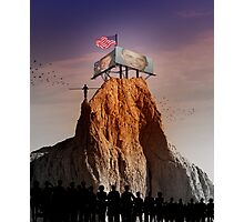The Balanced Approach Photographic Print