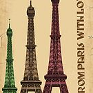 From Paris With Love by Anthony  Poynton