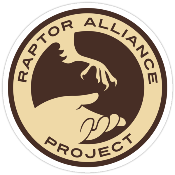 Raptor Alliance Project: Full Color by David Orr