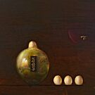 Vase and Eggs by Patrick  McMullen