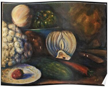 Vegetables by Patrick  McMullen