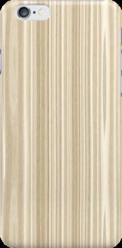 Blonde Wood Grain by pjwuebker