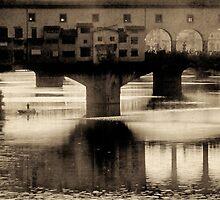 Ponte Vecchio by inourgardentoo