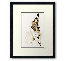vintage.............. Framed Print