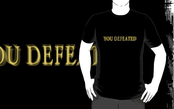 Dark Souls- You Defeated by helloashwee