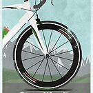 GIRO D&#x27;ITALIA BIKE by Andy Scullion