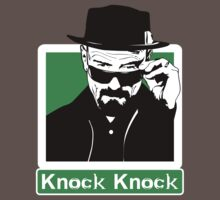 """Knock Knock"" _ Heisenberg by Théo Proupain"