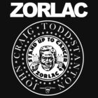 "Zorlac ""Stand Up to Cancer""  by BUB THE ZOMBIE"