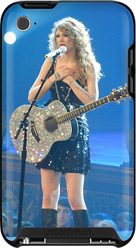 Taylor Swift in Concert Case by Double-T