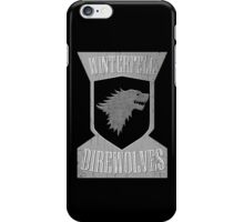 Winterfell Direwolves iPhone Case/Skin