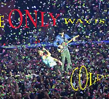 The Only Way is Coldplay... by whimsicalworks