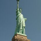 Lady Liberty  by sydneylaforme