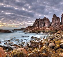 The Pinnacles by Alex Stojan