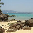 Okinawa Beaches 1 by Heather Conley