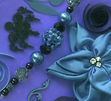 Bow, Beads & Filigree Collection by Tamarra