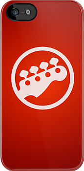 T-Shirt like Scott Pilgrim vs. The World Rock Band Instrument Symbol - Bass by Guilherme Bermêo