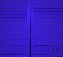 """Blue Closet Doors"" by Chip Fatula by njchip123"