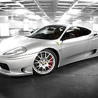 Ferrari Challenge Stradale by celsydney