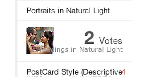 * *Tie Win* in Weddings in Natural Light challenge in Portraits in Natural Light on 2012-12-13 by Yannik Hay