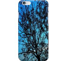 """""""Trees with Blue Sky"""" by Chip Fatula iPhone Case/Skin"""