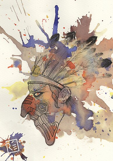Native Ink by RookieDesign