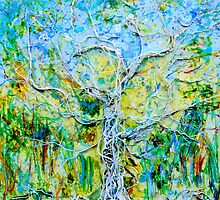 Rooted  by Regina Valluzzi