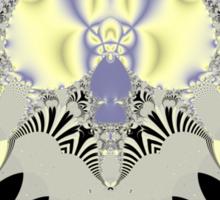 Golden Rays Sticker