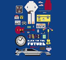 Back 2 The Future by UrbanDog