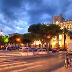 Ciutadella square by oreundici