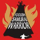 Foolish Samurai Warrior by OrangeRakoon
