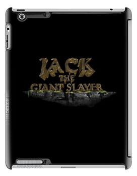 Jack The Giant Slayer ipad_Cover by ANDIBLAIR