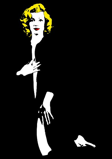 Marilyn Monroe by dutyfreak