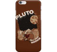 Pluto the Dwarf iPhone Case/Skin