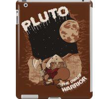 Pluto the Dwarf iPad Case/Skin