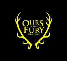 Game of Thrones - Baratheon house by blackstarshop