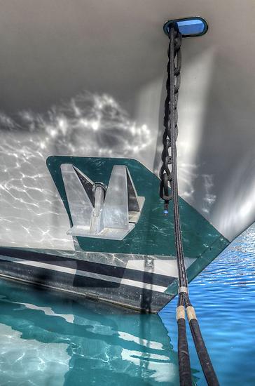 Spotlight on the Anchor by 242Digital